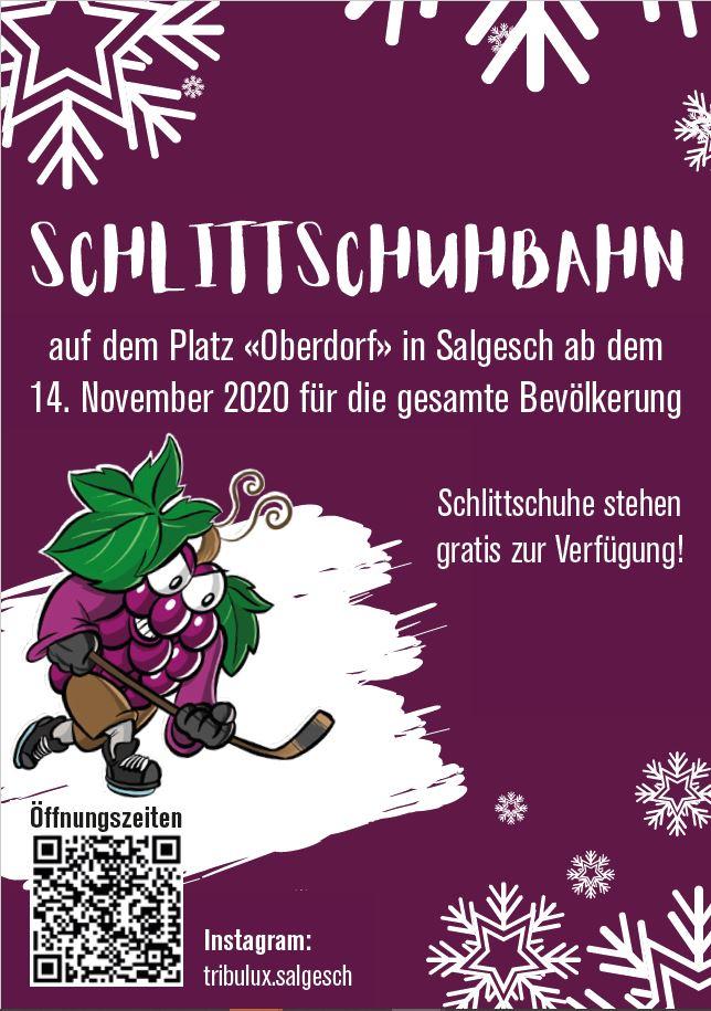 Schlittschuhbahn